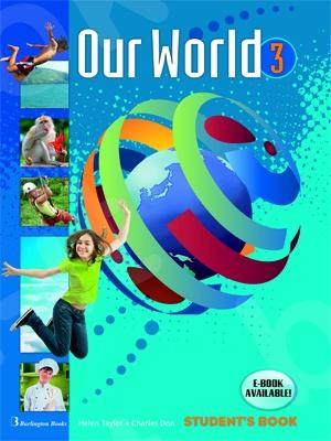 OUR WORLD 3 BUNDLE (SB  EBOOK) - BRE 2ND ED