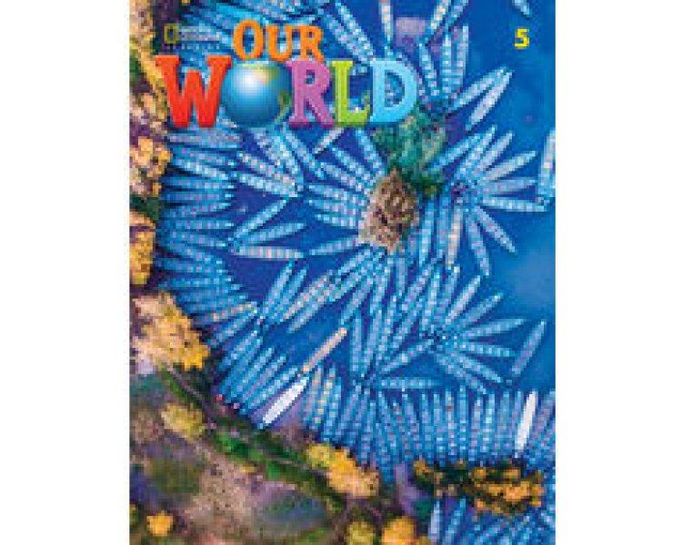 OUR WORLD 5 BUNDLE (SB  EBOOK) - BRE 2ND ED