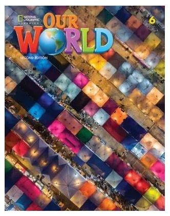 OUR WORLD 6 BUNDLE (SB  EBOOK) - BRE 2ND ED