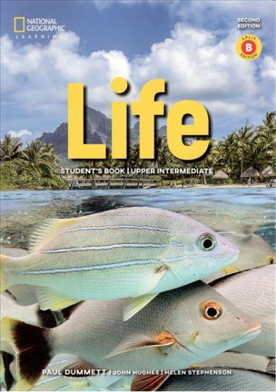 LIFE UPPER-INTERMEDIATE BUNDLE (SB  EBOOK  ONLINE PRACTICE) 2ND ED