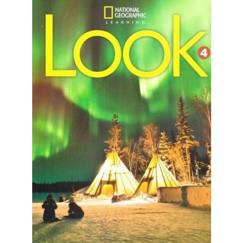 LOOK AME 4 SB  LOOK AME 4 WB  ONLINE PRACTICE STICKER CODE  LOOK VS EBOOK EPIN (12 MO) PDF
