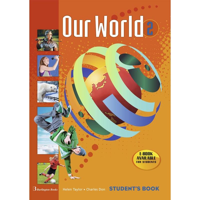 OUR WORLD 2E AME 4 SB  OLP STICKER CODE  OUR WORLD 2E AME 4 WB  OUR WORLD VS SB EBOOK EPIN (12 MO) PDF