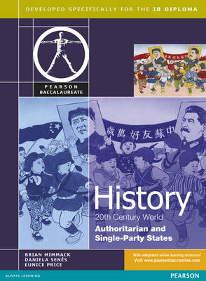 PEARSON BACCALAUREATE : HISTORY 20TH CENTURY WORLD PB