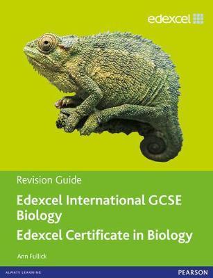 EDEXCEL INTERNATIONAL GCSE BIOLOGY - REVISION GUIDE PB