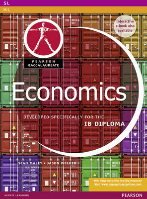 PEARSON BACCALAUREATE : ECONOMICS IB IB DIPLOMA PB