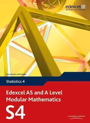 EDEXCEL AS AND A LEVEL MODULAR MATHEMATICS (STATISTICS 4) S4