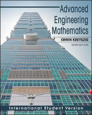ADVANCED ENGINEERING MATHEMATICS 10TH ED PB