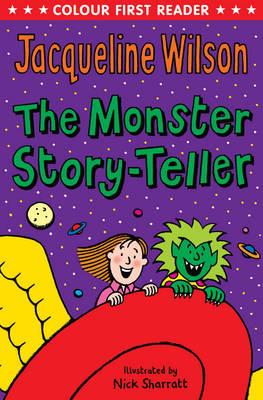 THE MONSTER STORY-TELLER PB