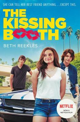 THE KISSING BOOTH PB