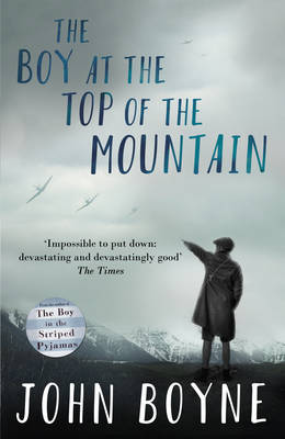 THE BOY AT THE TOP OF THE MOUNTAIN  PB