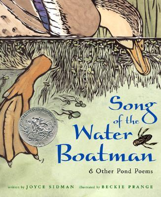 SONG OF THE WATER BOATMAN AND OTHER POND POEMS  HC