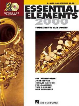 ESSENTIAL ELEMENTS FOR BAND -