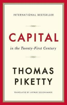 CAPITAL IN THE 21ST CENTURY (Hardcover)