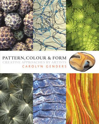 PATTERN, COLOUR AND FORM: CREATIVE APPROACHES BY ARTISTS  HC