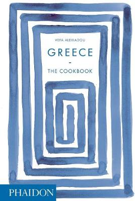 GREECE - THE COOKBOOK  (Hardcover)