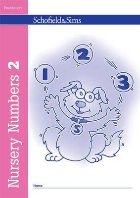 NURSERY NUMBERS BOOK 2 PB