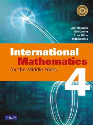 IB INTERNATIONAL MATHEMATICS FOR THE MIDDLE YEARS 4