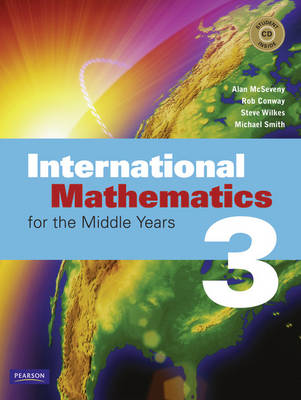 IB INTERNATIONAL MATHEMATICS FOR THE MIDDLE YEARS 3