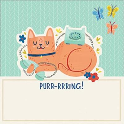 CAT SHAPED PAD  PB