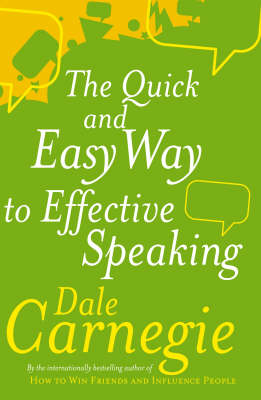 THE QUICK AND EASY WAY TO EFFECTIVE SPEAKING  PB