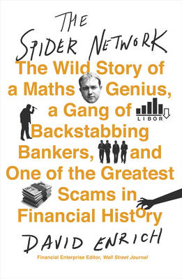 THE SPIDER NETWORK : THE WILD STORY OF A MATHS GENIUS PB