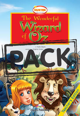 ELT SR 2: THE WONDERFUL WIZARD OF OZ TCHR S PACK