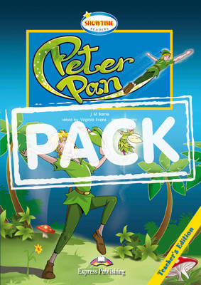 ELT SR 1: PETER PAN TCHR S PACK