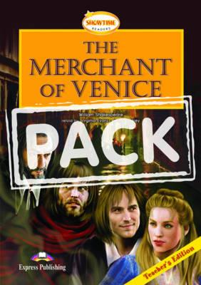 ELT SR 5: THE MERCHANT OF VENICE TCHR S PACK