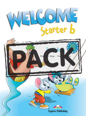WELCOME STARTER B SB PACK (+DVD VIDEO PAL)