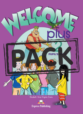 WELCOME PLUS 2 SB PACK (+ DVD)
