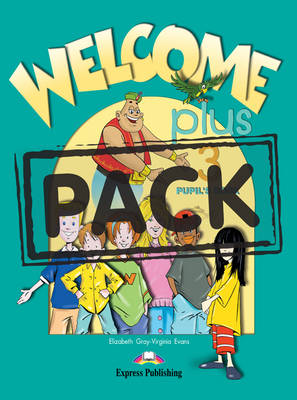 WELCOME PLUS 3 SB PACK (+DVD VIDEO PAL)