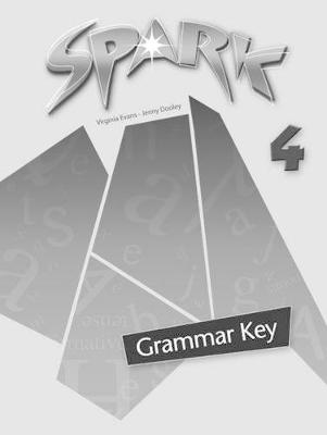 SPARK 4 GRAMMAR KEY
