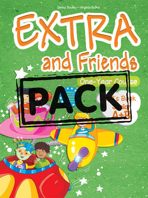 EXTRA & FRIENDS JUNIOR A & B SB PACK (+ IEBOOK)
