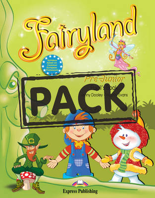 FAIRYLAND PRE-JUNIOR SB (+ CD + DVD) (+ IEBOOK)