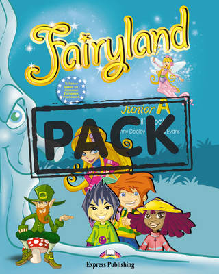 FAIRYLAND JUNIOR A SB PACK (+ BOOKLET + CD + DVD) (+ IEBOOK)