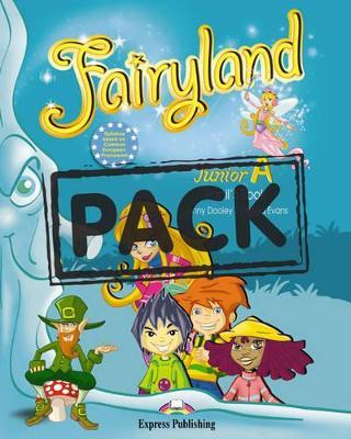 FAIRYLAND JUNIOR A SB PACK (+ BOOKLET + CD + DVD) (+ IEBOOK)