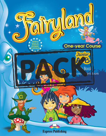 FAIRYLAND JUNIOR A & B SB PACK (+ IEBOOK)