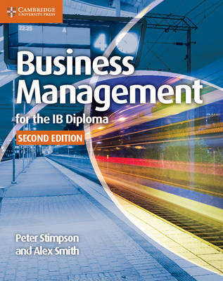 BUSINESS MANAGEMENT FOR THE IB DIPLOMA IB 2ND ED