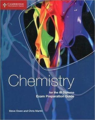 IB CHEMISTRY EXAM PREPARATION GUIDE PB