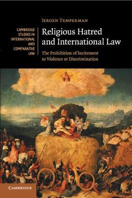 RELIGIOUS HATRED AND INTERNATIONAL LAW
