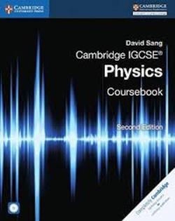 CAMBRIDGE IGCSE (R) PHYSICS COURSEBOOK WITH CD-ROM