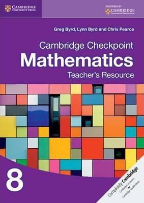CAMBRIDGE CHECKPOINT MATHEMATICS COURSEBOOK 8 TCHR S RESOURCE CD-ROM