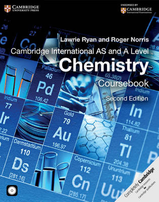 CAMBRIDGE INTERNATIONAL AS AND A LEVEL CHEMISTRY SB ( CD-ROM)