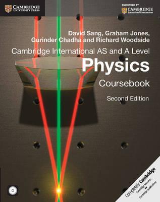 CAMBRIDGE INTERNATIONAL AS AND A LEVEL PHYSICS SB ( CD-ROM)