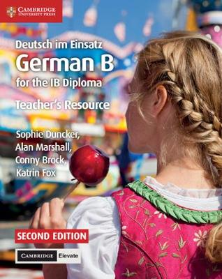 DEUTSCH IM EINSATZ TEACHERS RESOURCE GERMAN B FOR THE IB DIPLOMA