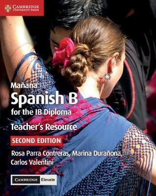 MANANA SPANISH B FOR THE IB DIPLOMA PROFESOR