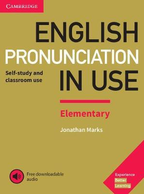 ENGLISH PRONUNCIATION IN USE ELEMENTARY SB PACK ( DOWNLOADABLE AUDIO) WA