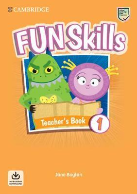 FUN SKILLS 1 TCHRS ( DOWNLOADABLE AUDIO)