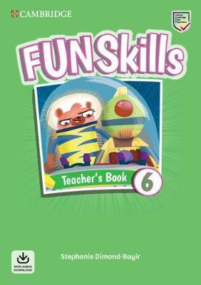 FUN SKILLS 6 TCHRS ( DOWNLOADABLE AUDIO)