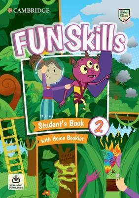 FUN SKILLS 2 SB ( HOME BOOKLET  AUDIO DOWNLOADS)